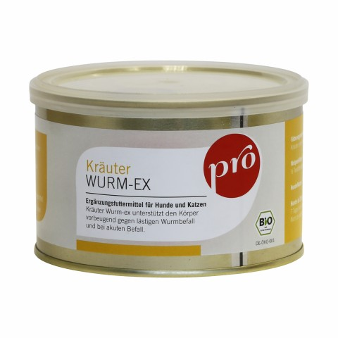 Herbal Worm-Ex (Kräuter Wurm-ex) 140g (1 Piece)